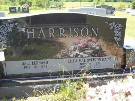 HARRISON, LILLA MAE - Dallas County, Arkansas | LILLA MAE HARRISON - Arkansas Gravestone Photos