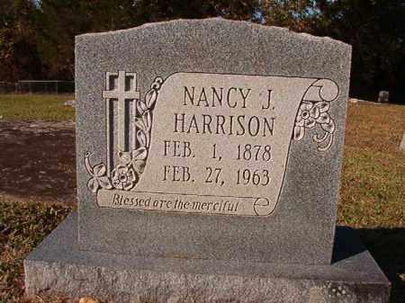 HARRISON, NANCY J - Dallas County, Arkansas | NANCY J HARRISON - Arkansas Gravestone Photos