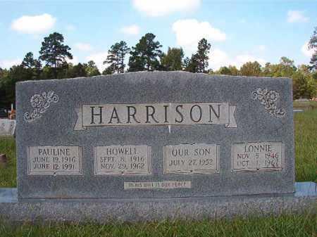 HARRISON, LONNIE - Dallas County, Arkansas | LONNIE HARRISON - Arkansas Gravestone Photos