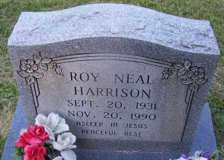HARRISON, ROY NEAL - Dallas County, Arkansas | ROY NEAL HARRISON - Arkansas Gravestone Photos