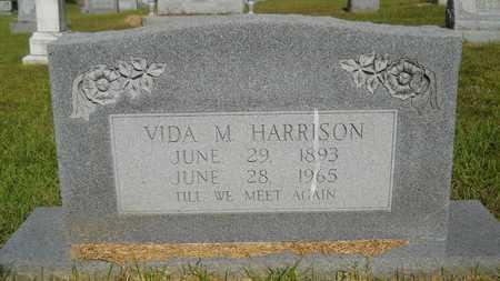 HARRISON, VIDA - Dallas County, Arkansas | VIDA HARRISON - Arkansas Gravestone Photos