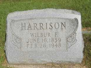 HARRISON, WILBUR F - Dallas County, Arkansas | WILBUR F HARRISON - Arkansas Gravestone Photos