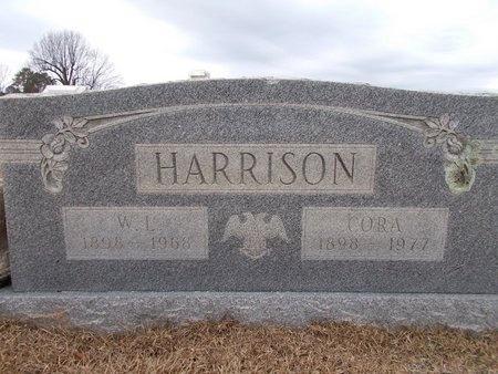 HARRISON, WASHINGTON L - Dallas County, Arkansas | WASHINGTON L HARRISON - Arkansas Gravestone Photos