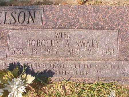 SWATY HARRELSON, DOROTHY A - Dallas County, Arkansas | DOROTHY A SWATY HARRELSON - Arkansas Gravestone Photos