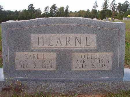 HEARNE, EARL L - Dallas County, Arkansas | EARL L HEARNE - Arkansas Gravestone Photos