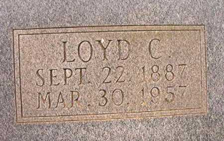 HERN, LOYD C - Dallas County, Arkansas | LOYD C HERN - Arkansas Gravestone Photos