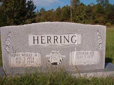 HERRING, JR, HENRY WESLEY - Dallas County, Arkansas | HENRY WESLEY HERRING, JR - Arkansas Gravestone Photos