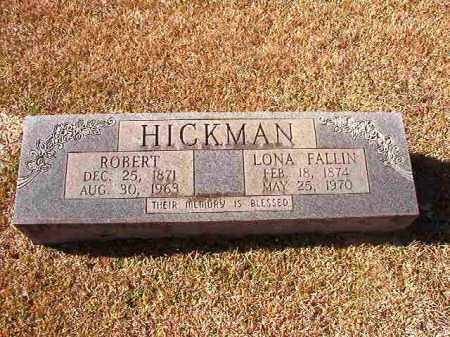 HICKMAN, LONA - Dallas County, Arkansas | LONA HICKMAN - Arkansas Gravestone Photos