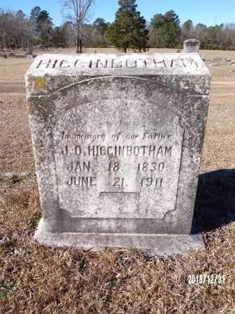 HIGGINBOTHAM, J O - Dallas County, Arkansas | J O HIGGINBOTHAM - Arkansas Gravestone Photos