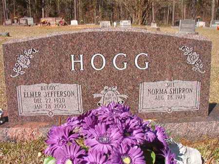 HOGG, ELMER JEFFERSON - Dallas County, Arkansas | ELMER JEFFERSON HOGG - Arkansas Gravestone Photos