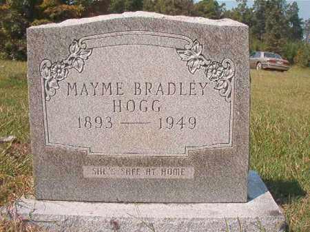 HOGG, MAYME - Dallas County, Arkansas | MAYME HOGG - Arkansas Gravestone Photos