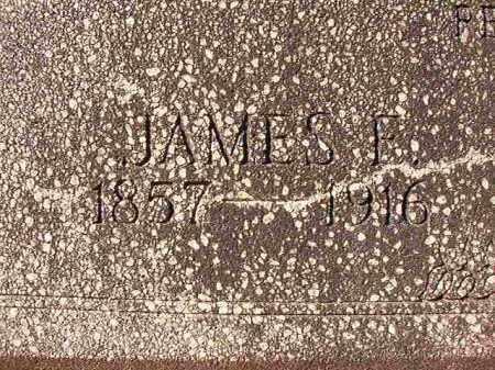 HOGUE, JAMES E - Dallas County, Arkansas | JAMES E HOGUE - Arkansas Gravestone Photos
