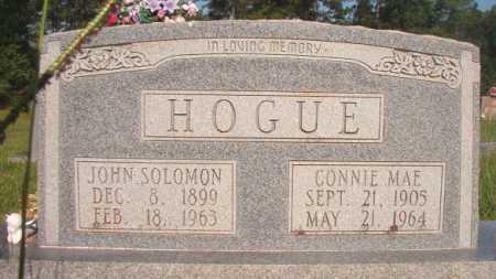 HOGUE, JOHN SOLOMON - Dallas County, Arkansas | JOHN SOLOMON HOGUE - Arkansas Gravestone Photos