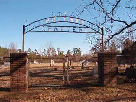 *HOLEMAN, CEMETERY - Dallas County, Arkansas | CEMETERY *HOLEMAN - Arkansas Gravestone Photos
