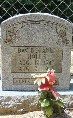 HOLLIS, DAVID CLAUDE - Dallas County, Arkansas | DAVID CLAUDE HOLLIS - Arkansas Gravestone Photos