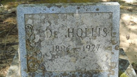 HOLLIS, DE - Dallas County, Arkansas | DE HOLLIS - Arkansas Gravestone Photos