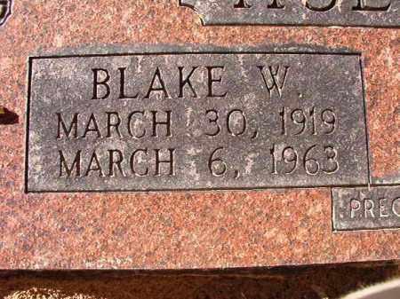 HOLLOWAY, BLAKE W - Dallas County, Arkansas | BLAKE W HOLLOWAY - Arkansas Gravestone Photos