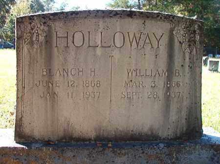 HOLLOWAY, BLANCH H - Dallas County, Arkansas | BLANCH H HOLLOWAY - Arkansas Gravestone Photos