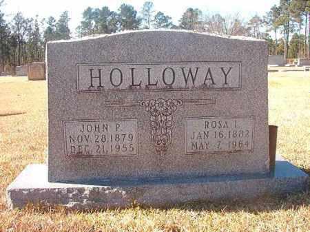 HOLLOWAY, JOHN P - Dallas County, Arkansas | JOHN P HOLLOWAY - Arkansas Gravestone Photos