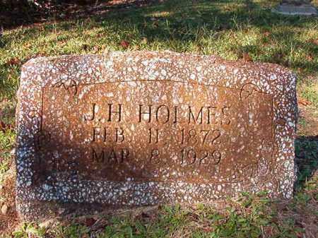HOLMES, J H - Dallas County, Arkansas   J H HOLMES - Arkansas Gravestone Photos