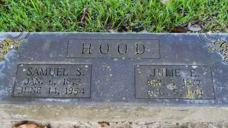 HOOD, JULIE E - Dallas County, Arkansas   JULIE E HOOD - Arkansas Gravestone Photos