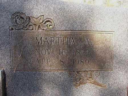HOUSE, MARTHA A - Dallas County, Arkansas | MARTHA A HOUSE - Arkansas Gravestone Photos
