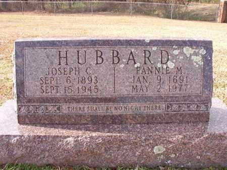HUBBARD, JOSEPH C - Dallas County, Arkansas | JOSEPH C HUBBARD - Arkansas Gravestone Photos