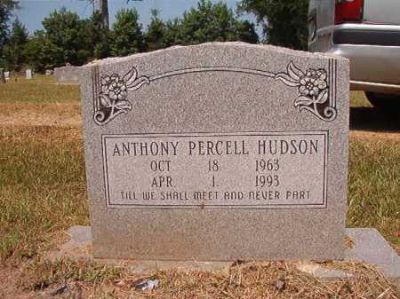 HUDSON, ANTHONY PERCELL - Dallas County, Arkansas | ANTHONY PERCELL HUDSON - Arkansas Gravestone Photos