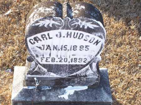 HUDSON, CARL J. - Dallas County, Arkansas   CARL J. HUDSON - Arkansas Gravestone Photos