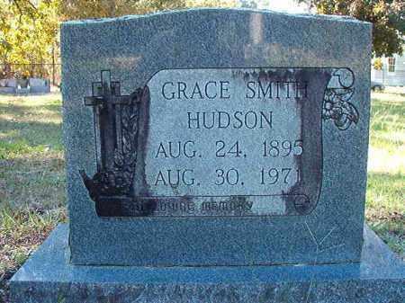 SMITH HUDSON, GRACE - Dallas County, Arkansas | GRACE SMITH HUDSON - Arkansas Gravestone Photos