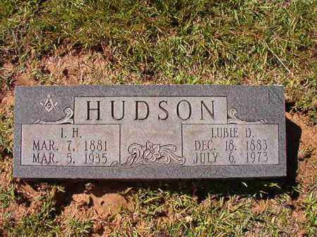 HUDSON, LUBIE D - Dallas County, Arkansas | LUBIE D HUDSON - Arkansas Gravestone Photos