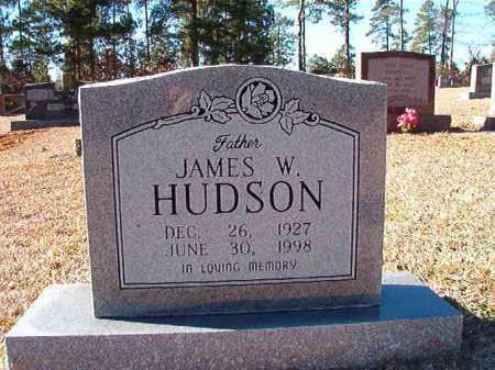 HUDSON, JAMES W - Dallas County, Arkansas   JAMES W HUDSON - Arkansas Gravestone Photos