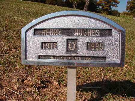 HUGHES, HENRY - Dallas County, Arkansas | HENRY HUGHES - Arkansas Gravestone Photos
