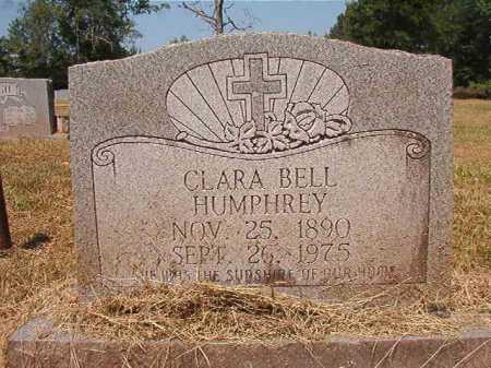 HUMPHREY, CLARA BELL - Dallas County, Arkansas | CLARA BELL HUMPHREY - Arkansas Gravestone Photos