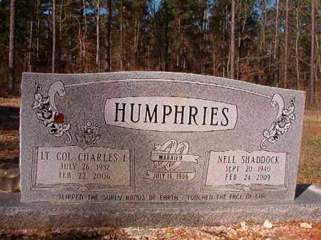 HUMPHRIES, CHARLES E - Dallas County, Arkansas | CHARLES E HUMPHRIES - Arkansas Gravestone Photos