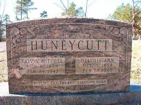 HUNEYCUTT, DELPHIA ANN - Dallas County, Arkansas | DELPHIA ANN HUNEYCUTT - Arkansas Gravestone Photos