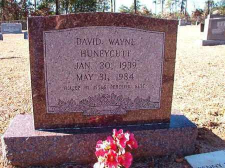 HUNEYCUTT, DAVID WAYNE - Dallas County, Arkansas   DAVID WAYNE HUNEYCUTT - Arkansas Gravestone Photos