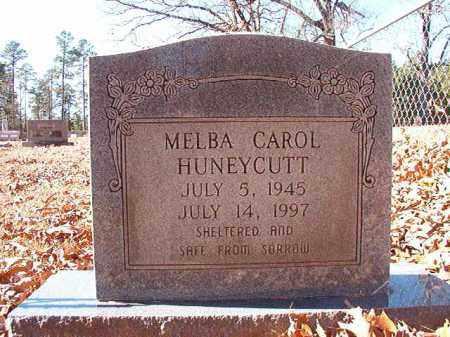 HUNEYCUTT, MELBA CAROL - Dallas County, Arkansas | MELBA CAROL HUNEYCUTT - Arkansas Gravestone Photos