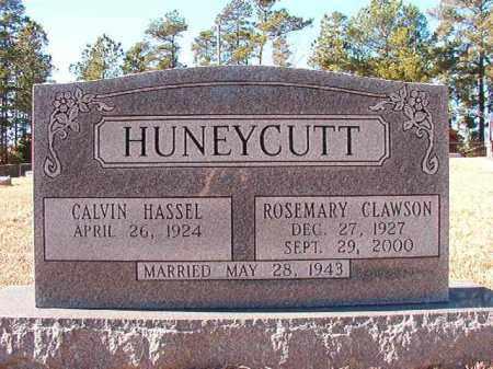 CLAWSON HUNEYCUTT, ROSEMARY - Dallas County, Arkansas | ROSEMARY CLAWSON HUNEYCUTT - Arkansas Gravestone Photos