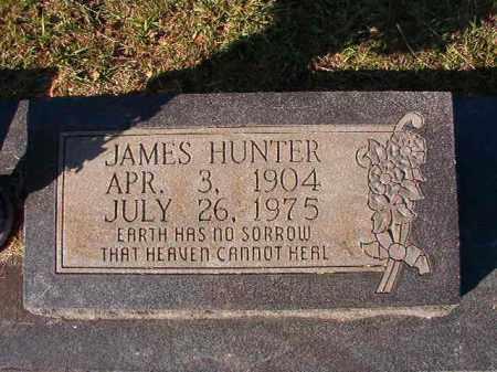 HUNTER, JAMES - Dallas County, Arkansas | JAMES HUNTER - Arkansas Gravestone Photos