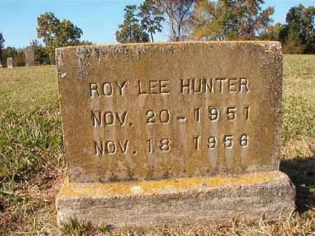 HUNTER, ROY LEE - Dallas County, Arkansas | ROY LEE HUNTER - Arkansas Gravestone Photos
