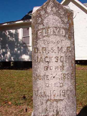 JACKSON, FLOYD - Dallas County, Arkansas | FLOYD JACKSON - Arkansas Gravestone Photos