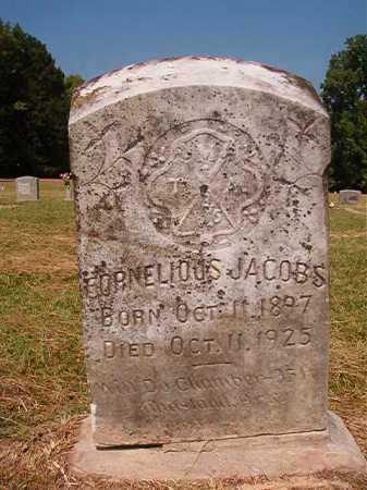 JACOBS, CORNELIOUS - Dallas County, Arkansas   CORNELIOUS JACOBS - Arkansas Gravestone Photos