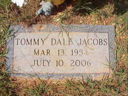 JACOBS, TOMMY DALE - Dallas County, Arkansas | TOMMY DALE JACOBS - Arkansas Gravestone Photos