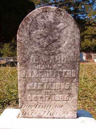 JEFFERS, O MAUD - Dallas County, Arkansas | O MAUD JEFFERS - Arkansas Gravestone Photos