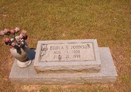 JOHNSON, EUOLA S - Dallas County, Arkansas | EUOLA S JOHNSON - Arkansas Gravestone Photos