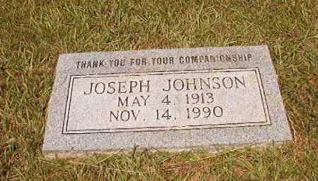 JOHNSON, JOSEPH ALBERT - Dallas County, Arkansas | JOSEPH ALBERT JOHNSON - Arkansas Gravestone Photos