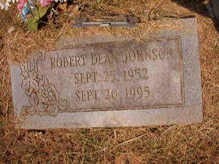 JOHNSON, ROBERT DEAN - Dallas County, Arkansas | ROBERT DEAN JOHNSON - Arkansas Gravestone Photos