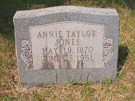 JONES, ANNIE - Dallas County, Arkansas | ANNIE JONES - Arkansas Gravestone Photos