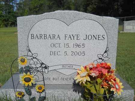 JONES, BARBARA FAYE - Dallas County, Arkansas | BARBARA FAYE JONES - Arkansas Gravestone Photos